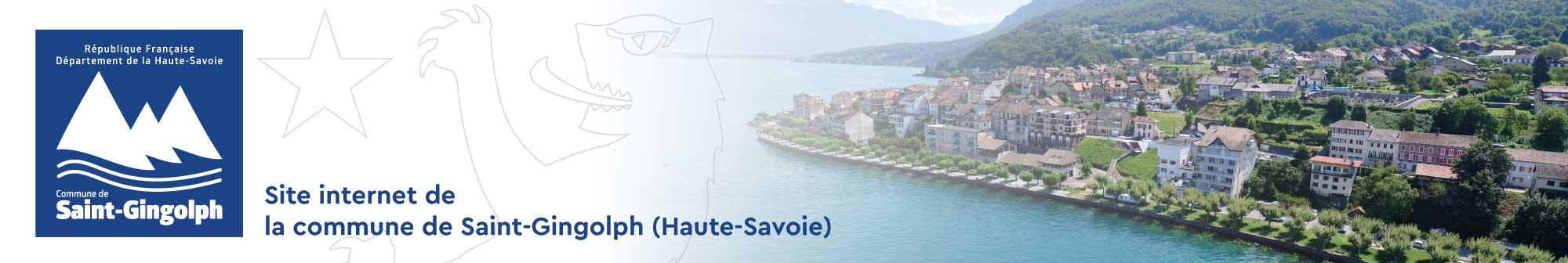 Saint-Gingolph, commune française de la Haute-Savoie
